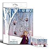 Disney Frozen- Set bisuteria 2 Joyería y Maquillaje, Multicolor (Kids 1)
