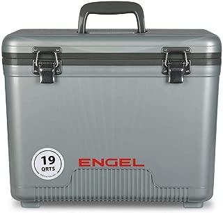 ENGEL Cooler/Dry Box 19 Qt - White