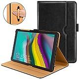 Galaxy Tab S5e Case 2019 [SM-T720/SM-T725], DTTO Premium Leather...