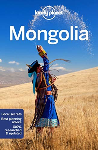 Lonely Planet Mongolia 8 (Travel Guide)