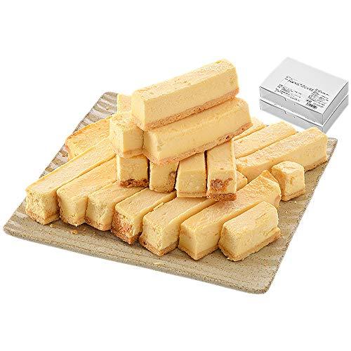 港ダイニングしおそう 訳あり チーズケーキバー 1kg(500g×2箱) チーズケーキ ケーキ バー スティック デザート おやつ スイーツ ギフト 冷凍 冷凍食品 お取り寄せグルメ