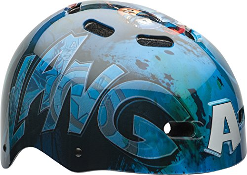 Find Bargain Bell Child Captain America The First Avenger Multisport Helmet
