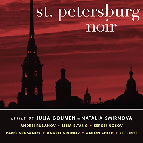 St. Petersburg Noir cover art