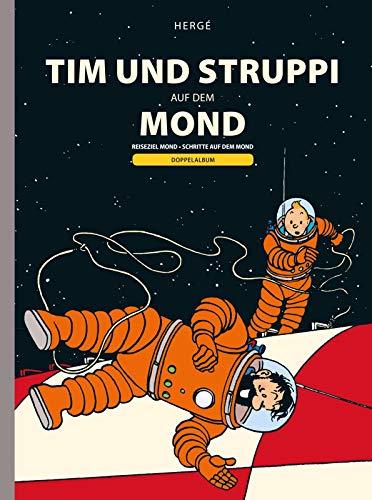 Tim und Struppi: Tim und Struppi auf dem Mond: Doppelband zur Mondlandung