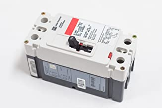 FD2080-Thermal Magnetic Circuit Breaker, FD Series, 600 VAC, 250 VDC, 80 A, 2 Pole, DIN Rail, Panel