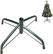 "Christmas Tree Stand Heavy Duty Folding Artificial Christmas Tree Stand (16.5""/42cm,Dia 1.25""/3.2cm)"