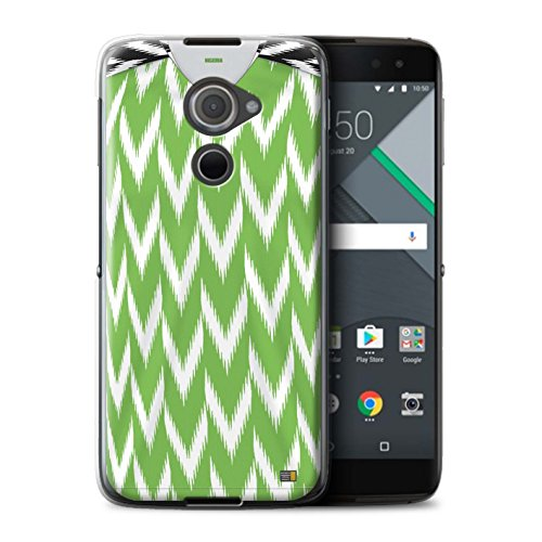 Stuff4®® Phone Case/Cover/Skin/BB-CC/World Cup 2018 Football Shirt Collection BlackBerry DTEK60 Nigeria/Nigerian