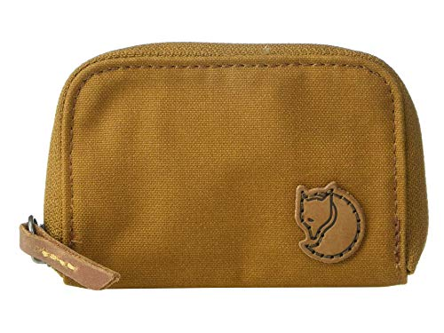 Fjällräven Zip Card Holder Tarjetero, 10 cm, Marrón (Chestnut)