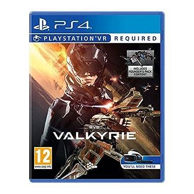 PSVR EVE: Valkyrie - PlayStation VR PS4