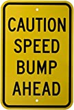 "Brady 115583 Traffic Sign, Engineer Grade Aluminum, 18"" x 12"", Black/Orange"