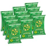 Care Touch Alcohol-Free Hand Sanitizing Wipes - 12 Pouches of 20 Wipes - 240 Total - Antibacterial Hand Wipes with Vitamin E and Aloe Vera - For Babies and Adults - Made in the USA