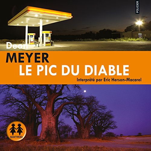 Le pic du diable audiobook cover art