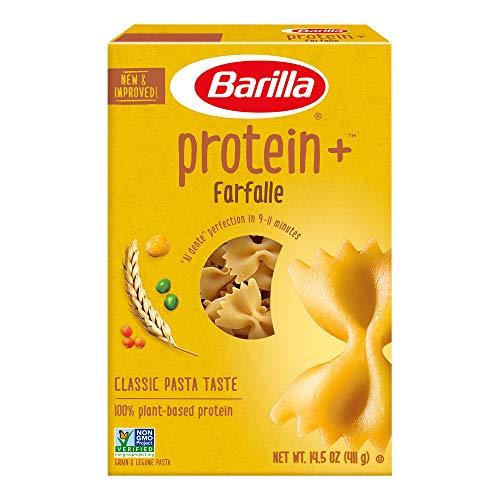 Barilla ProteinPlus Multigrain Pasta, 14.5 Ounce, (Pack of 8)