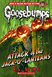Cover of Attack of the Jack-O'-Lanterns