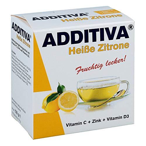 Additiva Heiße Zitrone, 120 g