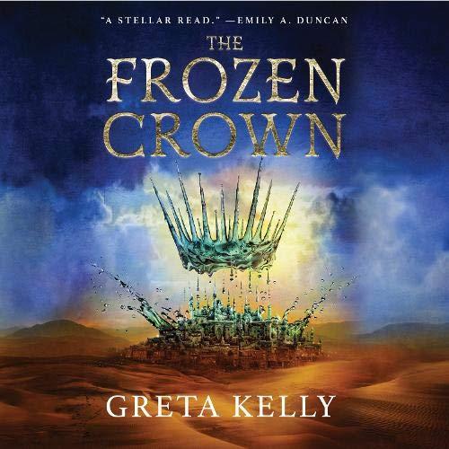 Couverture de The Frozen Crown