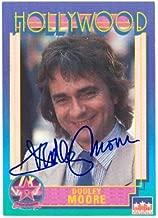 dudley moore autograph