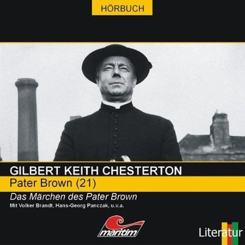Das Märchen des Pater Brown audiobook cover art