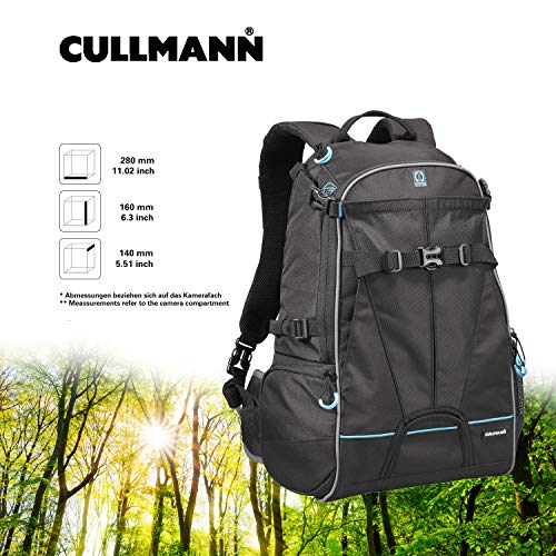 Cullmann 99440 Ultralight Rucksack sports DayPack 300, schwarz