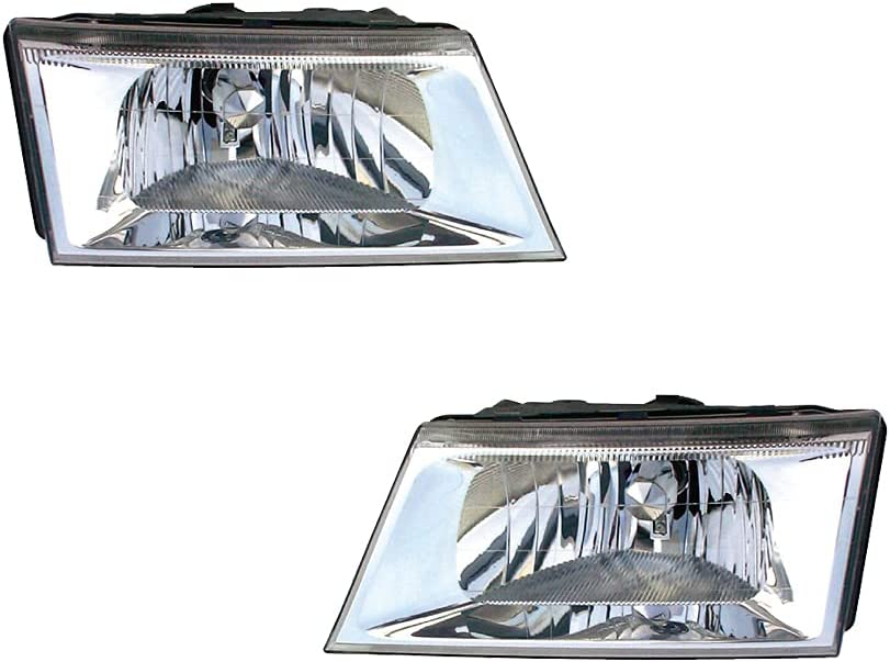 Front Headlights Pair Set for Grand Chrom Marquis online shopping All stores are sold 03-04 Mercury
