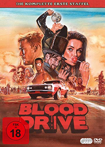 Blood Drive - Die komplette erste Staffel [4 DVDs]
