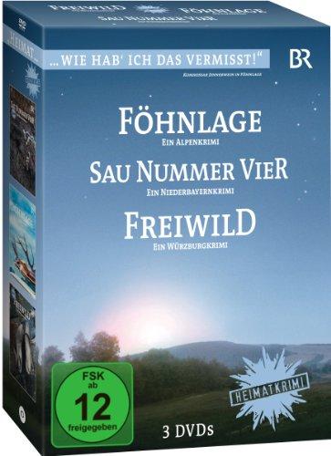 Heimatkrimi - Box (3 DVDs)