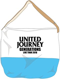 """GENERATIONS LIVE TOUR 2018 """"UNITED JOURNEY"""" ドームツアー 公式グッズ トートバッグ"""
