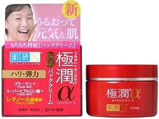 Hadalabo Gokyujyun Alpha Facial Pack Cream 50g