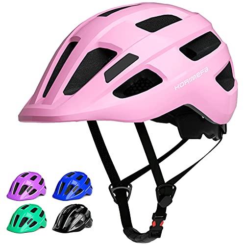 KORIMEFA Kinder Fahrradhelm Kleinkind Helm Baby Verstellbar für Multisport Kinder Sicherheit Fahrrad Roller Skateboard Helm für Kinder ab 1 Jahr