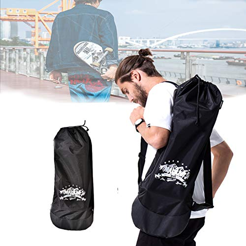 Bolso de monopatín, bolsa de mochila de monopatín de hip hop con...