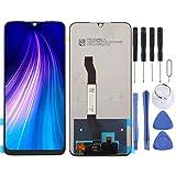 yancai parti di ricambio per smartphone schermo lcd e digitizer assemblea completa for xiaomi redmi nota 8t (nero) cavo flessibile (color : black)