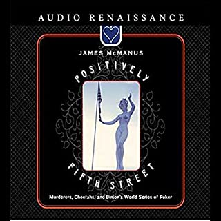 Positively Fifth Street audiobook cover art