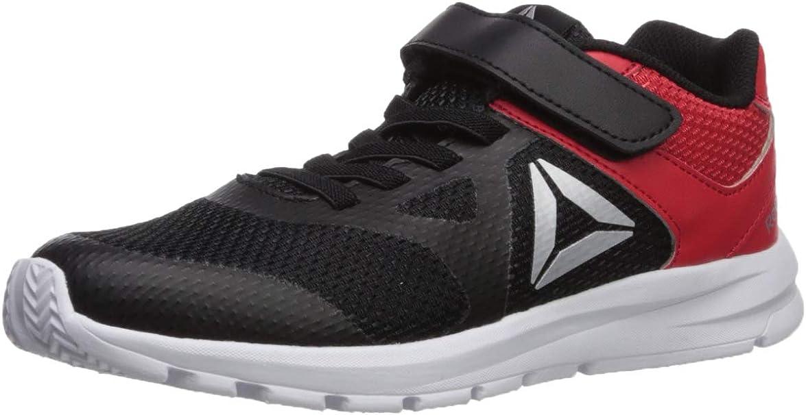 Reebok Unisex-Child Rush Runner Alternate Closure Running Shoe