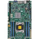 Supermicro X10SRW-F-B LGA2011/ Intel C612/ DDR4/ SATA3&USB3.0/ V&2GbE/ Proprietary Server Motherboard