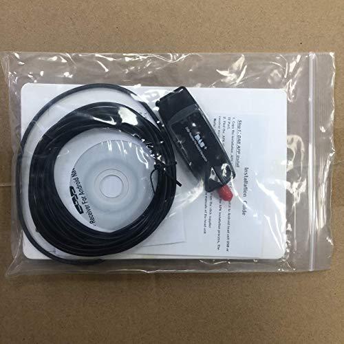 JALAL Radio de Coche con Sistema operativo Android 10 para Ford C-MAX/Connect/Fiesta/Focus, Reproductor de DVD Incorporado + Soporte de Control Remoto Mirror-Link Bluetooth WiFi 4G EQ DVR SWC RDS (p