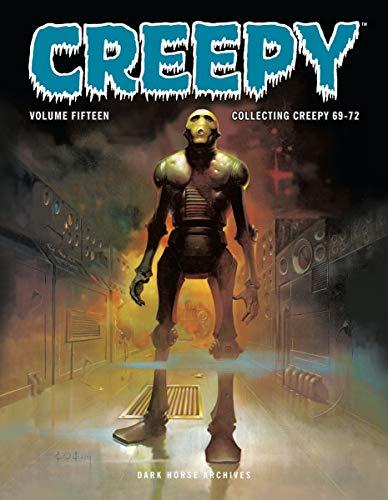 Creepy Archives Volume 15