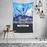 Lost Frequencies1 タペストリー インテリア モダンアート おしゃれ壁掛け 大判 装飾布 多機能 窓や壁の飾り お店 人気 新居祝い 個性ギフト