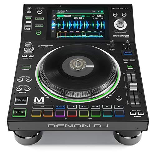 Denon SC5000M PRIME DJ Media Player