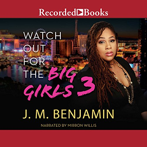Watch Out for the Big Girls 3 audiobook cover art
