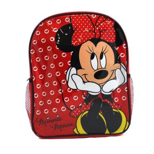 Minnie Mouse Sac à dos – Pois Rouge