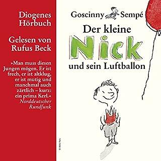 Der kleine Nick und sein Luftballon Titelbild