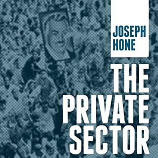 The Private Sector audiobook cover art