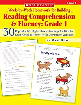 Week-by-Week Homework for Building Reading Comprehension & Fluency  Grade 1  Week-by-Week Homework For Building Reading Comprehension and Fluency