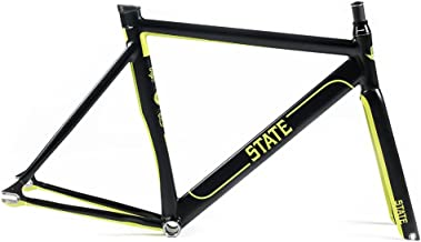 State Bicycle The Undefeated 7005 Aluminum Frame and Fork Set