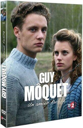 Guy Môquet, un amour fusillé [Francia] [DVD]