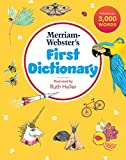 Merriam-Webster's First Dictionary, New Edition, 2021 Copyright,...