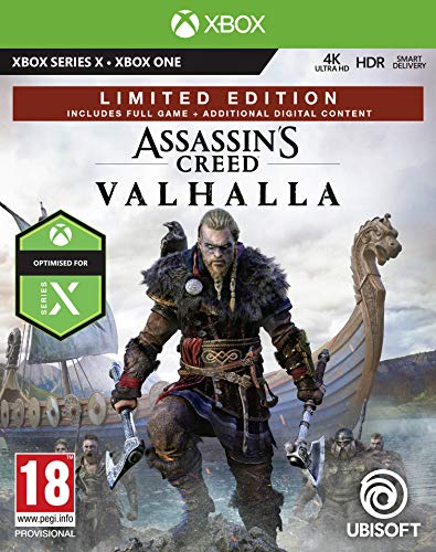 Assassin's Creed Valhalla - Édition Limitée Amazon - Xbox...