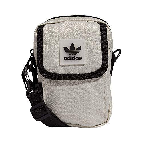 adidas Originals Utility Festival Crossbody Bag, Alumina, One Size