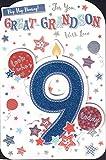 nipote.6th Birthday card–'Specialmente per te nipote 16today
