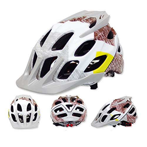 MMCC Specialized Caschetto Bici Adulto, Casco Casco da Ciclismo Unisex per Bici da Corsa Allaperto Sicurezza Sportiva Casco da Bicicletta Superleggero Regolabile